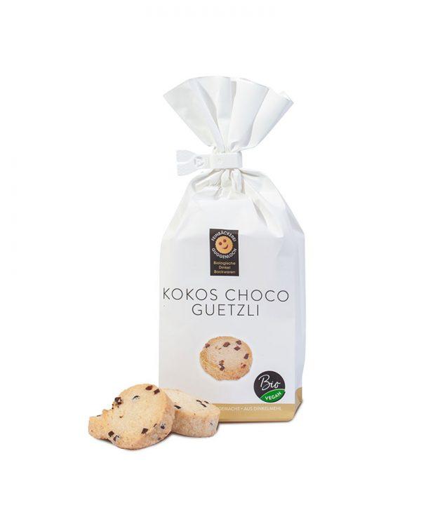Kokos Chocolat Chips –Feinbäckerei Guggenloch