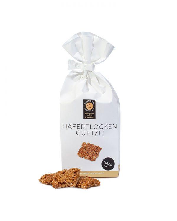 Haferflockenguetzli –Feinbäckerei Guggenloch