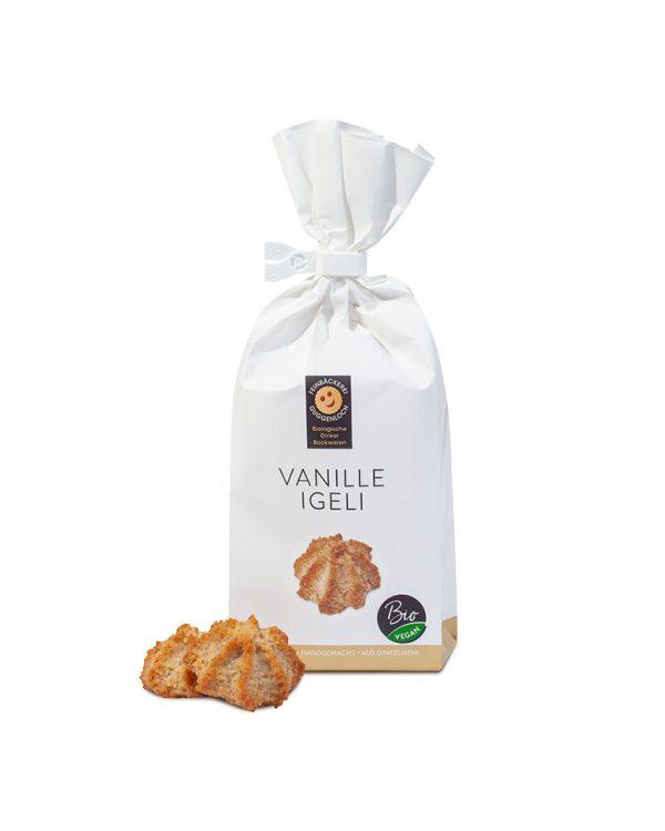 Vanille-Igeli –Feinbäckerei Guggenloch