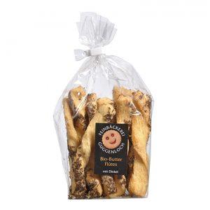Butterflûtes Kümmel –Feinbäckerei Guggenloch