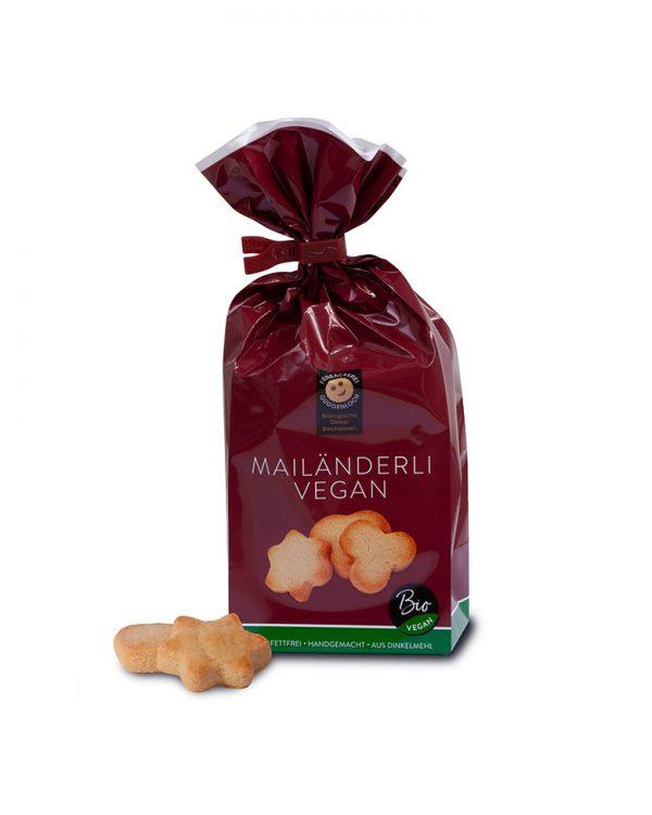 Mailänderli vegan – Feinbäckerei Guggenloch