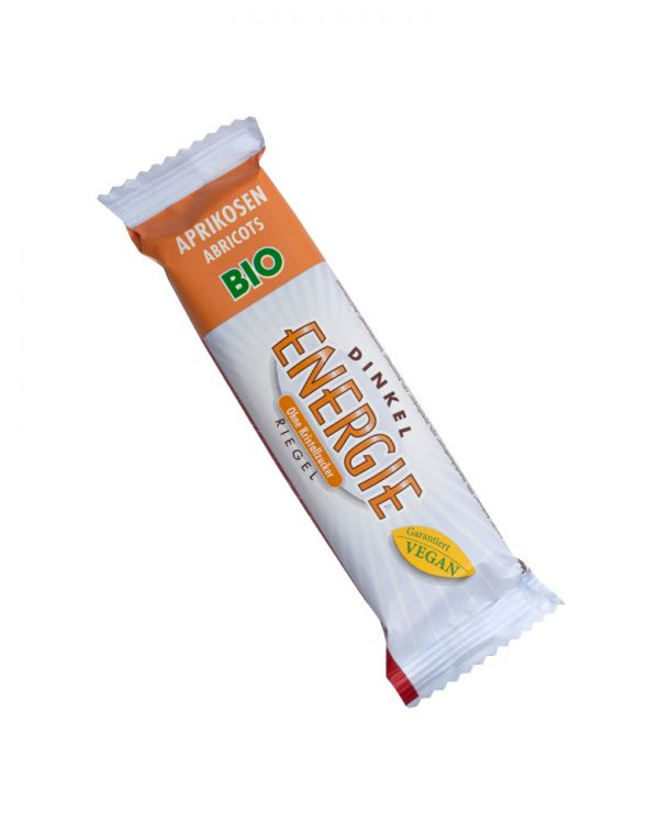 Dinkel Energie Riegel Aprikose –Feinbäckerei Guggenloch