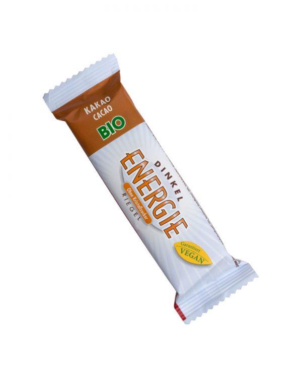 Dinkel Energie Riegel Kakao –Feinbäckerei Guggenloch