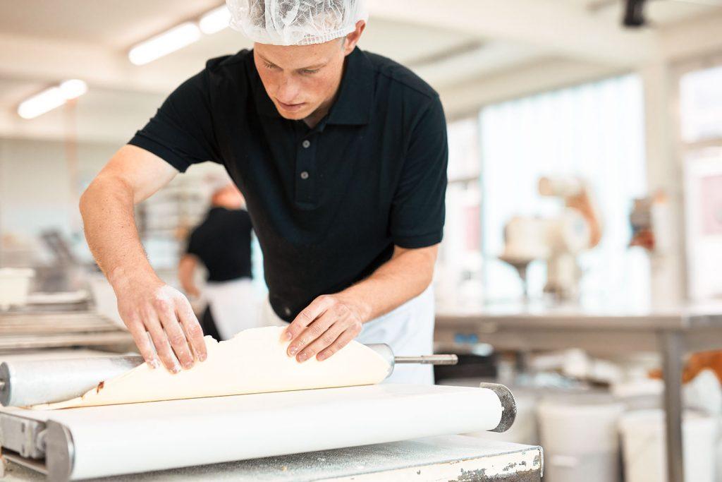 Feinbäckerei Guggenloch –Produktion