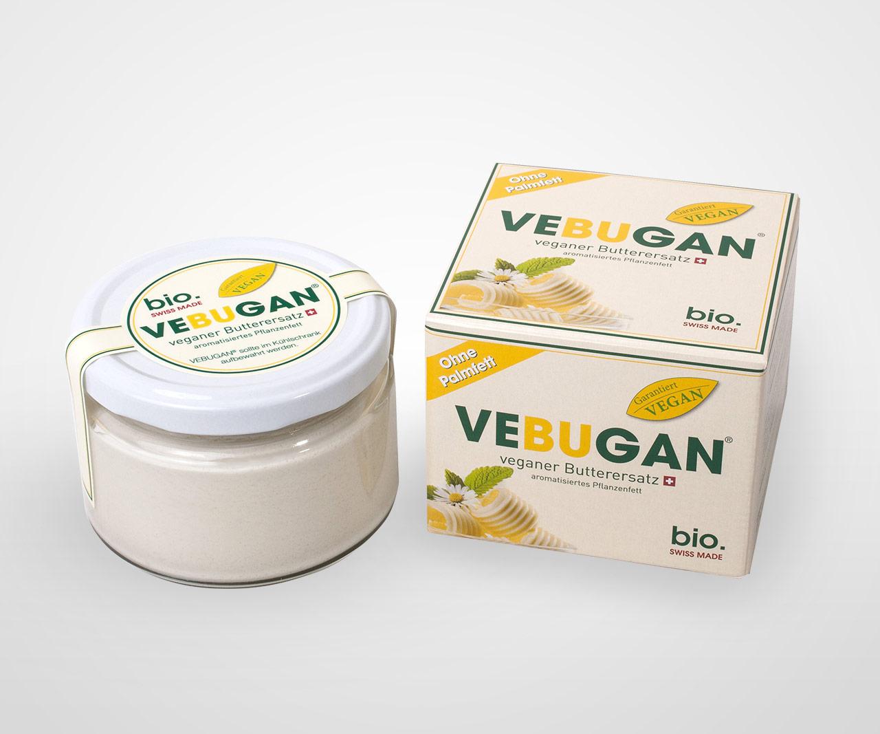 Vebugan – vegane Butter